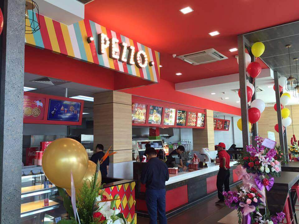 Place To Eat in Kuching, iCom Square a food paradise in Kuching ( Volume 1 )