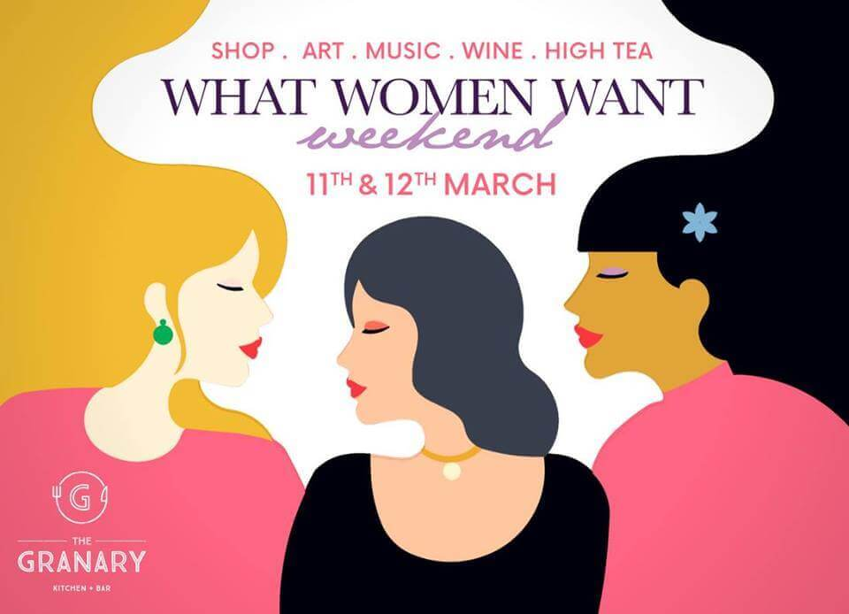 What Women Want Weekend