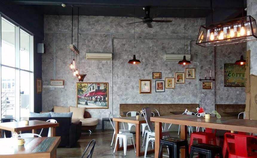 The Top 5 Cafes To Work From In Kuching