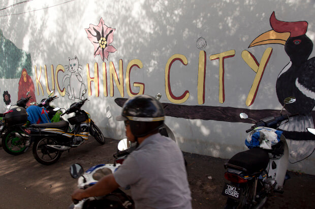 The Perfect Day In Kuching, According To Anthony Bourdain