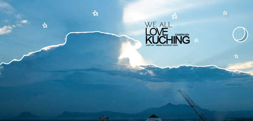 Kuching is the coolest city in this whole wide world. Well, at least for me.