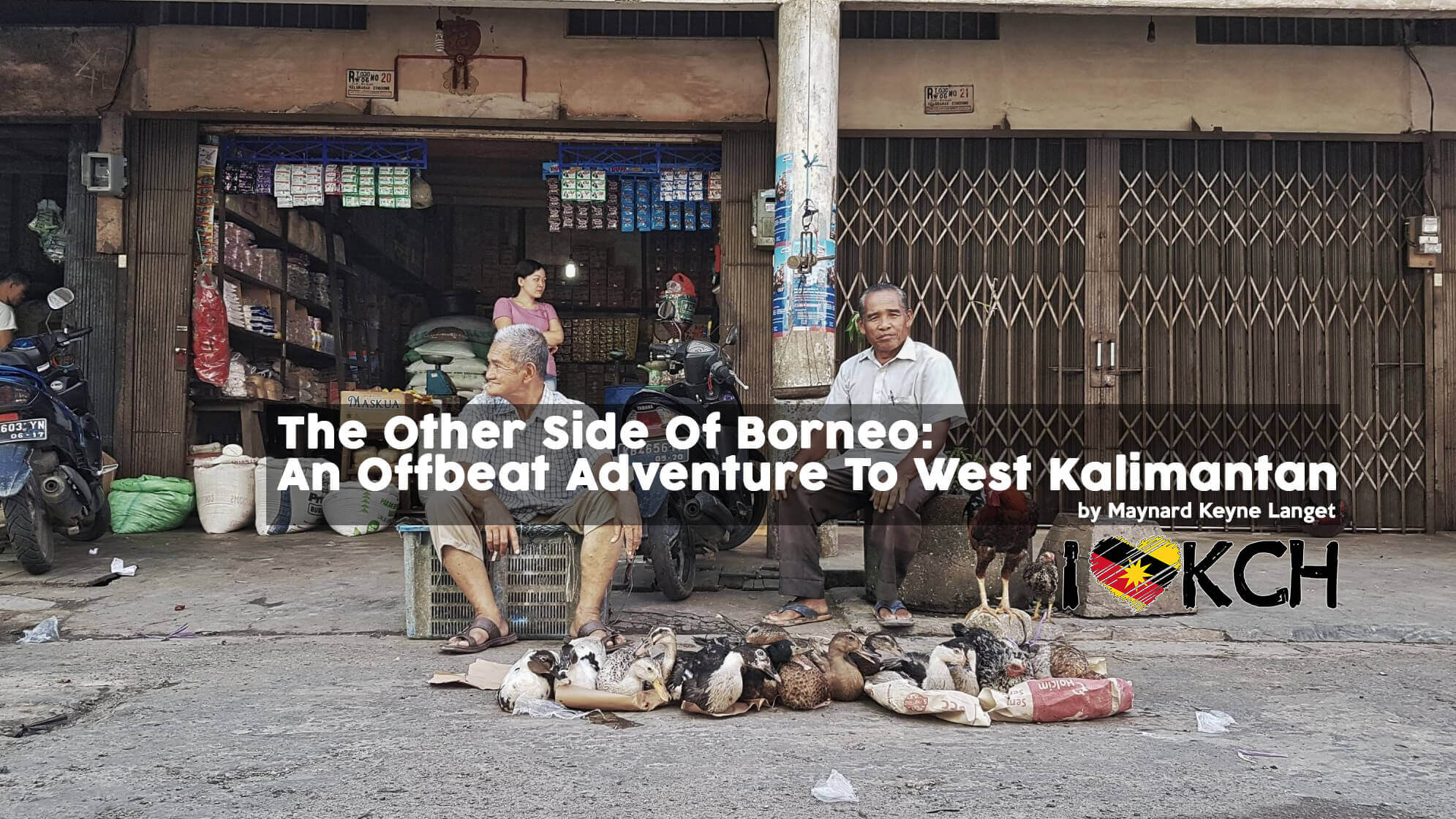 The Other Side Of Borneo: An Offbeat Adventure To West Kalimantan