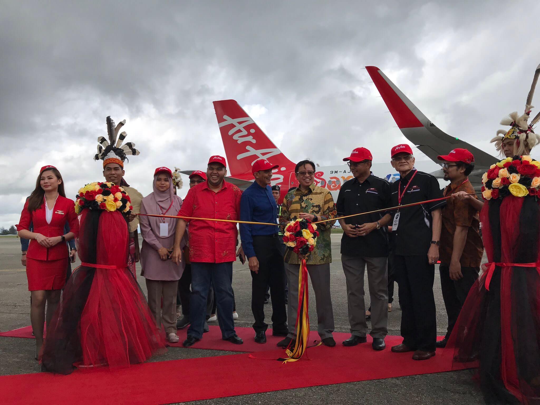 Sarawak Akan Tubuh Syarikat Penerbangan Sendiri